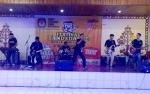 Belasan Peserta Ikuti Festival Band dan Dance yang Diselenggarakan KPU Gunung Mas