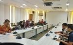 Jajaran DPRD Kalteng Cek Kebenaran Pembangunan Jalan Bukit Rawi
