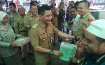 2.680 Sertifikat Tanah Gratis Dibagikan untuk Warga Baamang