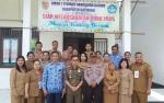 Bupati dan Wakil Bupati Katingan Kunjungi Sekolah Pantau UNBK