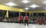 Dinas Sosial Kalteng Kumpulkan Ribuan Relawan di Bumi Perkemahan