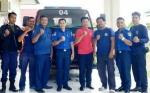 Kabupaten Gunung Mas Miliki Empat Unit Pelayanan Pemadam Kebakaran