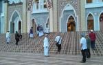 Kemajuan Pembangunan Masjid Agung Sukamara Tahun Ini Mencapai 70 Persen
