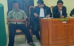 Terdakwa Kasus Pengancaman Bantah Keterangan Saksi