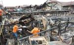 Kasat Reskrim Harapkan Penyebab Kebakaran Cepat Diketahui