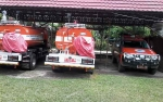 BPBD Katingan Bangun 25 Sumur Bor di Kecamatan Rawan Karhutla