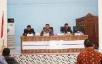 Bupati Pulang Pisau Imbau SOPD Proaktif terhadap Audit Menyeluruh LKPD 2018