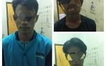 Tiga Pencuri Sarang Walet Dibekuk Polisi