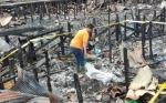 Puslabfor Mabes Polri untuk Ungkap Penyebab Kebakaran Kompleks Puntun