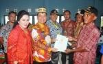 Bupati Kapuas Apresiasi Program PTSL BPN