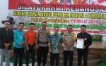 Polres Katingan Gelar Silaturahmi Kebangsaan untuk Wujudkan Pemilu 2019 Aman dan Damai