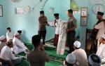 Kapolres Sukamara Safari Jumat ke Masjid Babusalam