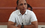 Legislator Ini Sambut Baik Pembangunan Gedung Serba Guna di Desa Warna Sari