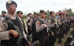 84 Personel Polda Kalteng Bantu Amankan Pemilu di Katingan