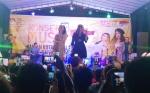 Melinda dan Siska Aulia Pukau Masyarakat Kuala Kurun
