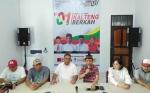 Tim Kampanye Daerah Beberkan Dua Agenda Jokowi di Kalimantan Tengah