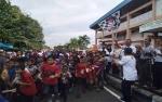 Ribuan Masyarakat Barito Selatan Meriahkan Pemilu Run