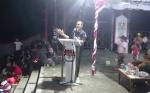Ketua KPU Gunung Mas Ajak Masyarakat Sambut Pemilu dengan Gembira