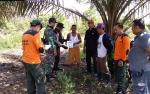 Tim Terpadu Kebakaran Hutan Tegaskan ke Warga Larangan Membakar Lahan