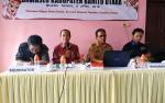 Bawaslu Barito Utara Gelar Media Gathering demi Jalin Sinergitas