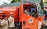 BPBD Pulang Pisau Terima Bantuan Truk Tangki Air dari BNPB