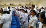 Plt Sekda Sebut Pulang Pisau masih Kekurangan Tenaga Kesehatan