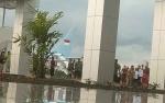 Jokowi Mendarat Selamat di Palangka Raya