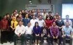 Bawaslu Gumas Gelar Rapat Kerja Penanganan Pelanggaran Pemilu