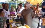 Momen Pekan Panutan Pembayaran PBB-P2, Bupati Kobar Langsung Bayar Pajak