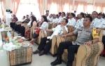 Kapolres Katingan Hadiri Perayaan Dharma Santi