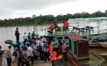 Kapal Wisata Bantuan Badan Restorasi Gambut Diresmikan