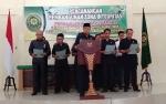 Pemkab Sukamara Apresiasi Pengadilan Agama Ciptakan Budaya Kerja Bebas KKN