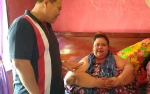 Target Penurunan Bobot Tubuh Titi Wati Memakan Waktu 9 Bulan