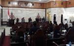 Rapat Paripurna Penyampaian Rekomendasi LKPj Bupati Kapuas 2018 Batal