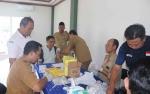 286 Jamaah Calon Haji Kapuas Divaksin Meningitis