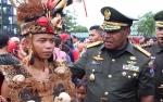25 Pemuda Perbatasan Resmi Jadi Prajurit TNI