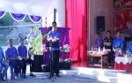 Wakil Bupati Barito Utara Buka Pekan Raya Paskah HUT GKE ke-180