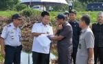 Ketua Pengadilan Tinggi Tinjau Lokasi Pembangunan Gedung PN Pulang Pisau