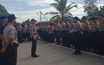 245 Personel Polres Barito Selatan dan BKO Polda Kalteng Bergeser ke TPS