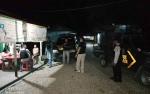 Kapolsek Dusun Selatan Pimpin Giat Harkamtibmas di Masa Tenang Pemilu 2019