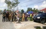 KPU Gunung Mas Mulai Distribusikan Logistik Pemilu