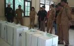 Wabup Pulang Pisau Monitoring Persiapan Pemilu di Jabiren Raya dan Kahayan Hilir