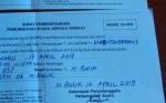 KPU Lamandau Tegaskan Form C6 bukan Surat Undangan Memilih