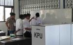 Pasangan Jokowi - Maruf Amin Unggul di TPS Bupati Lamandau Mencoblos