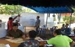 Pasangan Jokowi-Maruf Amin Sementara Ungguli Prabowo-Sandi di Kota Kasongan