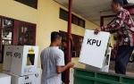 Kotak Suara dari PPS Telah Bergeser ke Panitia Pemilihan Kecamatan Selat