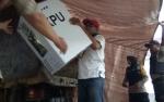 Kapolres Kotawaringin Barat Pantau Penyerahan Hasil Pemilu di PPK Arsel