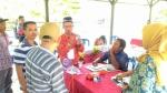 Seorang Warga Protes karena Tidak Bisa Memilih di TPS 106 Palangka Raya