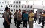 Tim Mabes Polri Pantau Pengamanan Pemilu di Kabupaten Kapuas