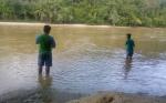Sungai Kahayan masih Jadi Spot Mancing Favorit Warga Kurun